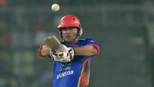 Mohammad Nabi has so far played 3 matches for Hyderabad © AFP