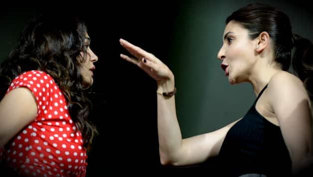 Preity Zinta and Anushka Sharma's Special Moment Captures During IPL Match