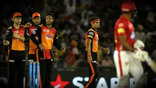IPL 2018: Injured Shikhar Dhawan may not play next game for Sunrisers Hyderabad