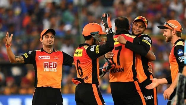 IPL 2018: Sunrisers Hyderabad defend low total again