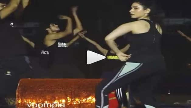 Indian T20 League: Opening ceremony rehearsal video on Tamanna Bhatia leaked in social media