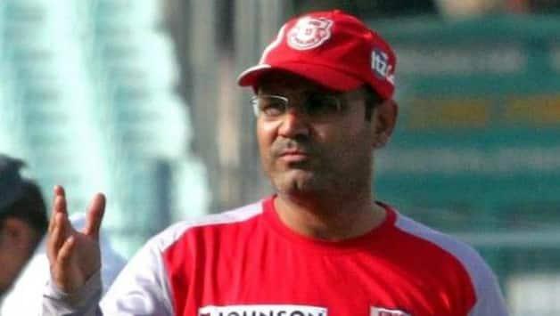 IPL 2018: Virender Sehwag meets his oldest fan