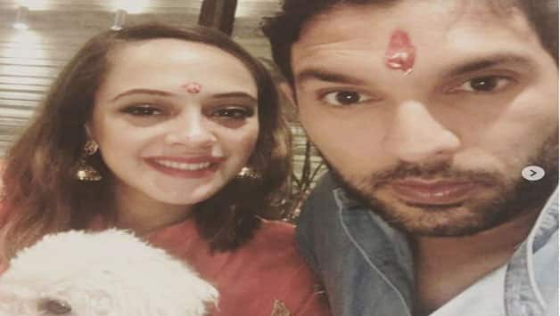 Is all well in Yuvraj Singh and wife Hazel keech's life?