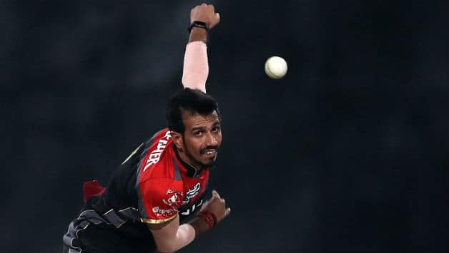 Yuzvendra Chahal will be accompanied by Washington Sundar in Indian T20 League 2018 for Bengaluru © AFP