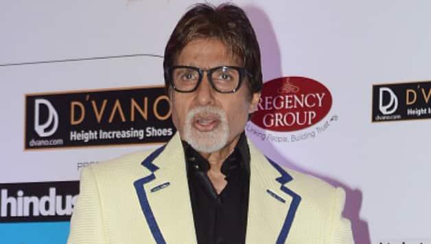 Kapil Dev, Amitabh Bachchan