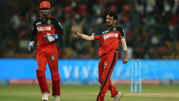 IPL 2018: Yuzvendra Chahal becomes highest wicket-taker for Royal Challengers Bangalore