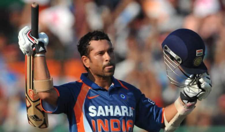 Sachin Tendulkar turned 45 today  © Getty Images