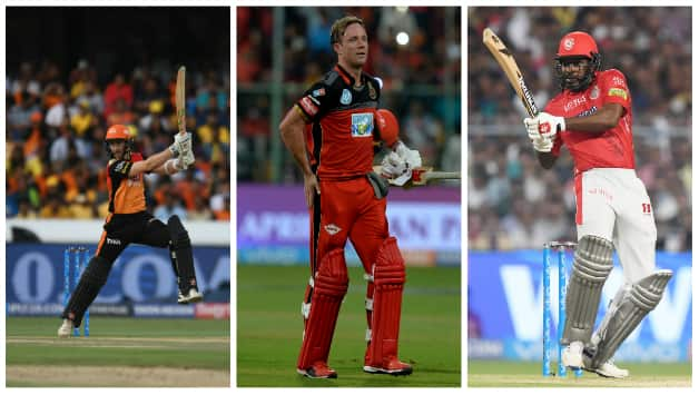 'I don't try to play like ABD, Gayle'