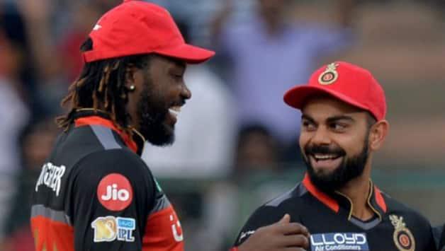 Chris Gayle, Virat Kohli, Bangalore, IPL 2018