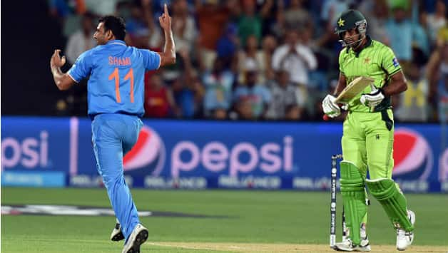 India to play Pakistan on June 16 at Manchester