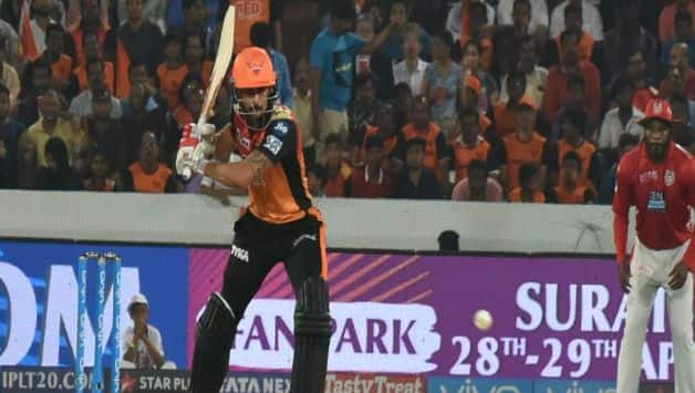 IPL 2018: SRH's Manish Pandey scores slowest fifty