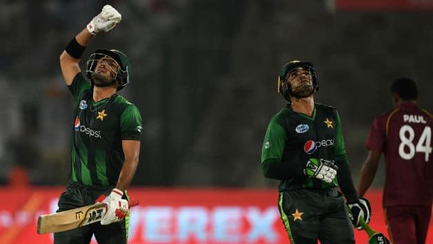 Babar Azam, Fakhar Zaman lead Pakistan clean sweep T20I against Windies