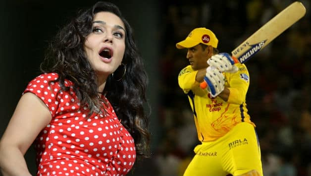 IPL 2018: MS Dhoni's sixes given tension to preity zinta