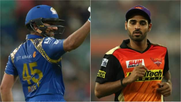 IPL 2018, Sunrisers Hyderabad vs Mumbai Indians, Match 7: Kane Williomson wins the toss; opt to bowl