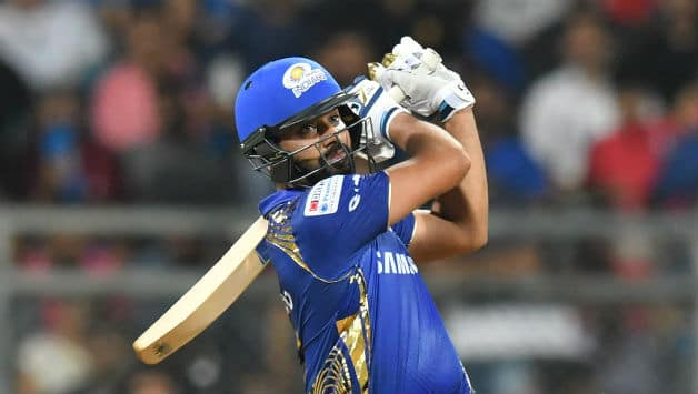 Rohit now has 50 T20 50s © AFP