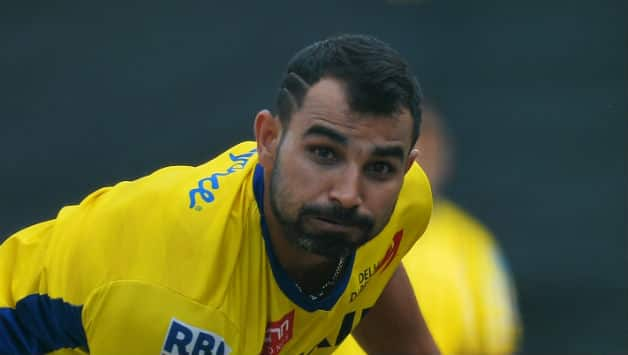 Mohammed Shami will reach  Bangalore on Thursday  © AFP