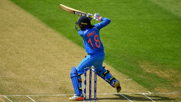 Smriti Mandhana is ranked seventh in the world © Getty Images