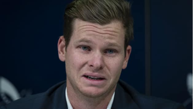 Steven Smith has been handed a yearlong ban by Cricket Australia for his role in ball-tampering scandal © Getty Images