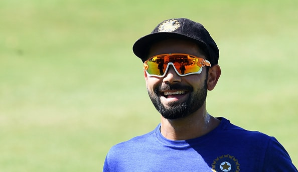 Virat Kohli's Team India is the No.1 Test side in the world © AFP