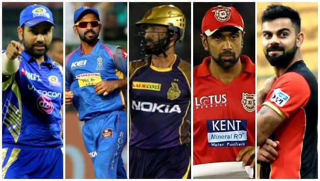 In 5 IPL teams who have better chance to qualifiy in playoff