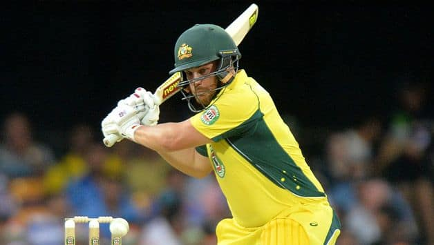Aaron finch says ODI captaincy not in my mind