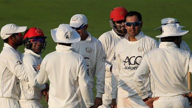 Afghanistan includ 4 spinners in test team against India