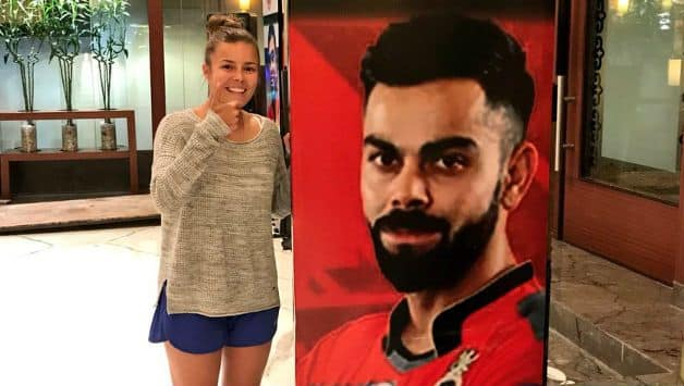 England cricketer Alex hartley is disappointed with Virat kohli's withdrawal from County Cricket