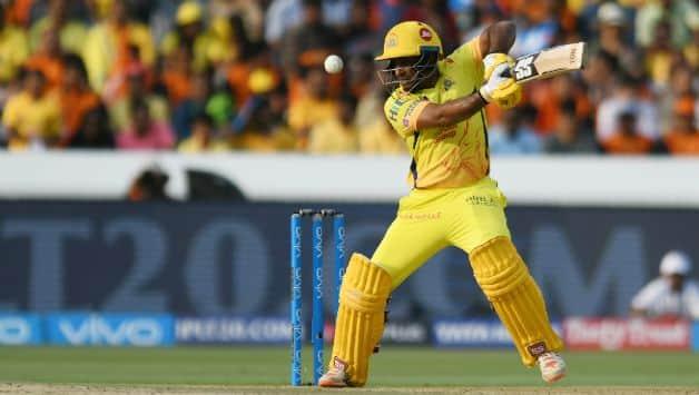 Ambati Rayudu hits 4th century of IPL 2018
