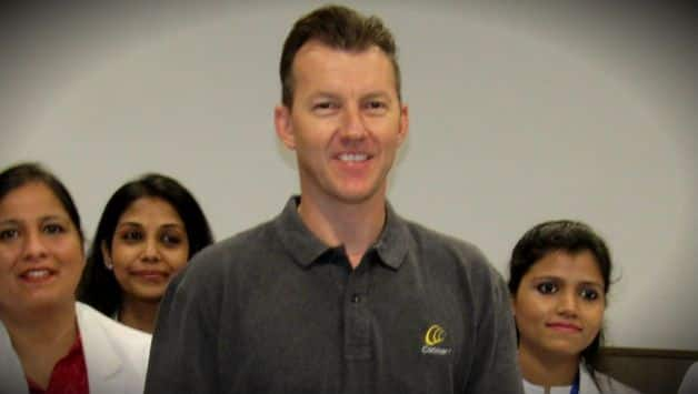 Brett Lee's son lost hearing in childhood, now he is working for needfuls