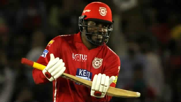 Chris Gayle ended his IPL 2018 campaign as KXIP failed to qualify for playoffs © IANS