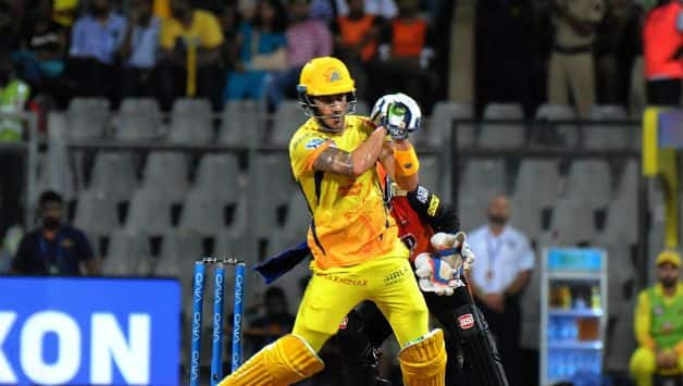 IPL 2018: Faf du Plessis played due to Sam Billings' injury says CSK coach Stephen Fleming