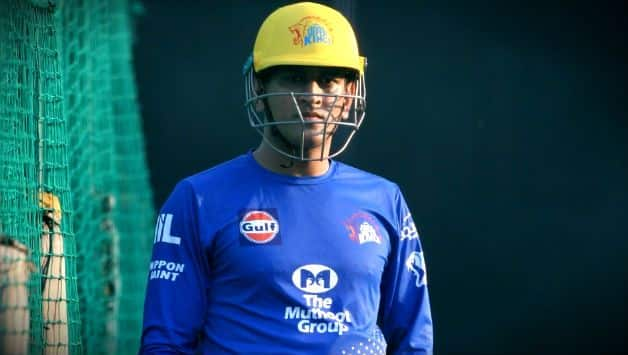 MS Dhoni praised Shane Watson and Faf du Plessis for opening partnership