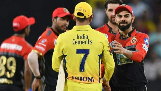 CSK win by 6 wickets, tops points table © AFP