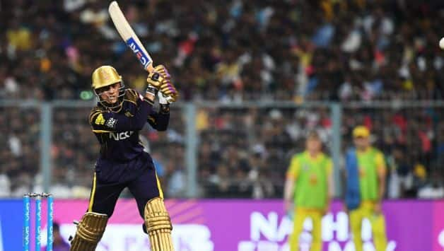 Shubman Gill had a poor game against MI © AFP