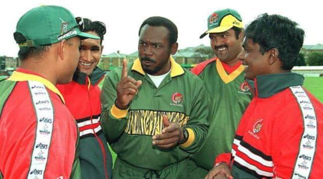 Bangladesh Cricket Solved Differences With Gordon Greenidge