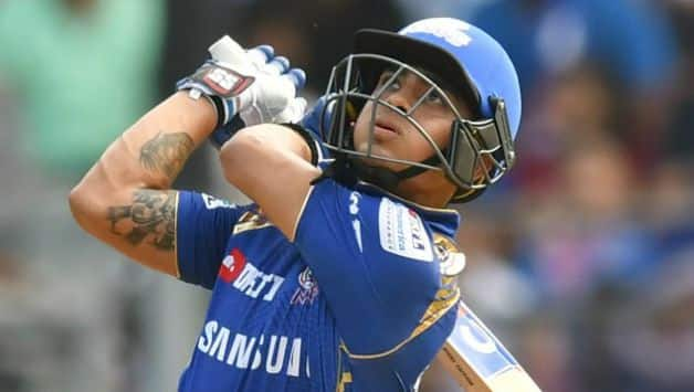 IPL 2018 : Mumbai indians scores biggest total at Eden gardans