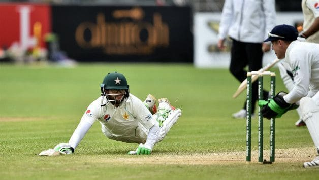 Pakistan defeat Ireland by 5 wickets in its Test Debut Match