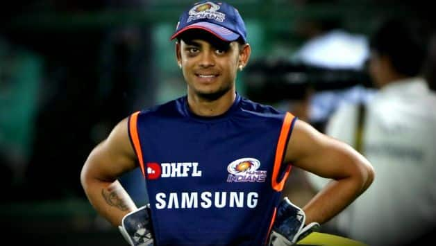 Watch how Mumbai Indian celebrated Ishan Kishan's match winning knock