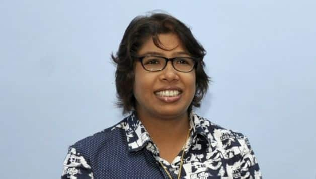 Jhulan Goswami hopeful of girls taking up sports after watching the biopics