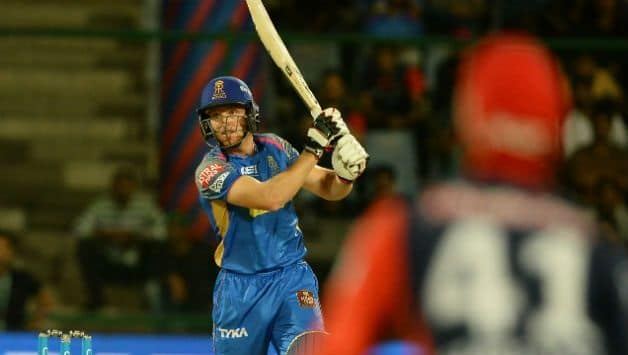 IPL 2018: Jos Buttler hits fastest fifty for Rajasthan Royals against Delhi Daredevils