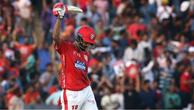 KL Rahul was rock solid during his match-winning knock © AFP
