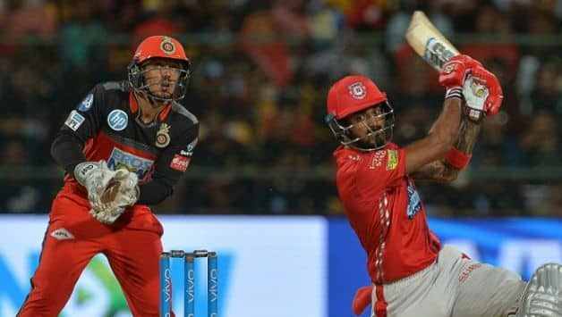 KXIP host RCB © AFP
