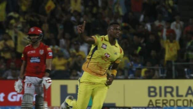 IPL 2018: With four wickets in four overs Lungi Ngidi gives third best performance of CSK