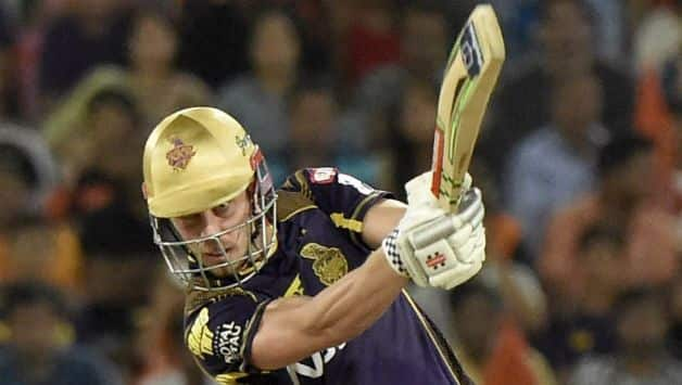 Chris Lynn led from the front with a sublime 55 © PTI