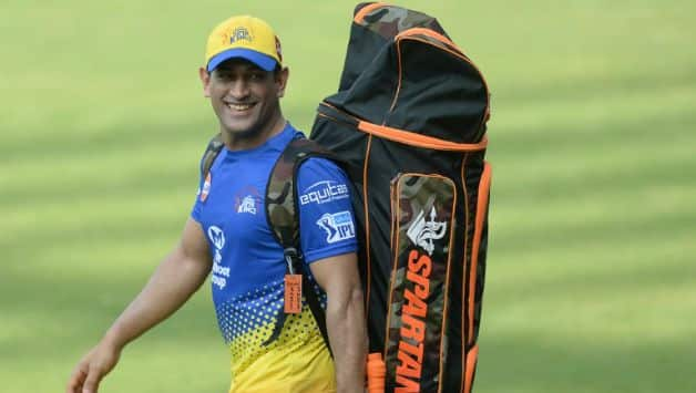 IPL 2018 : MS Dhoni says Fitness matters more than age