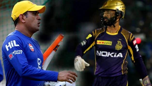 IPL 2018: Dinesh Karthik giving competition to MS Dhoni for the finisher role