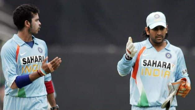 Actor Ajith kumar is only thala not MS Dhoni, says S Sreesanth