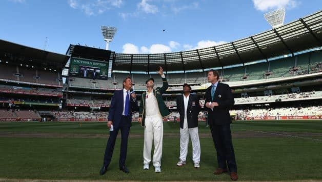 ICC considering to scrap tossing of coin in Test matches