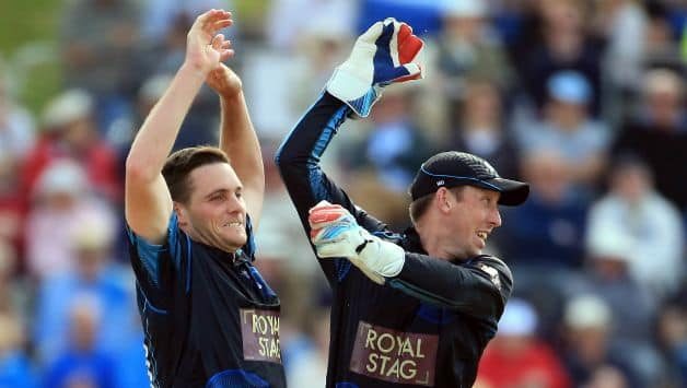 Luke Ronchi, Mitchell McClenaghan complete Eoin Morgan's squad for charity match