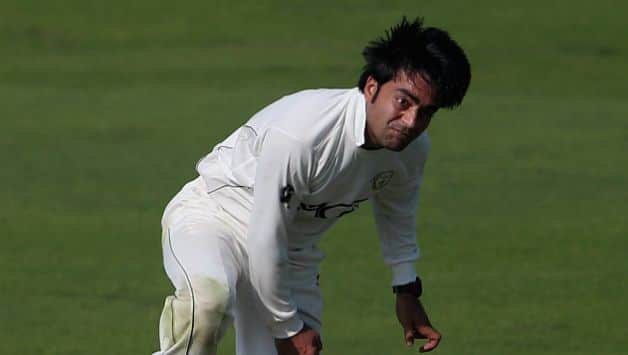 Rashid Khan: I'm practising 5 different types of deliveries to use in Test against India
